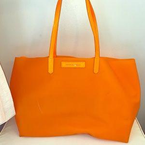 Neon Orange Tote